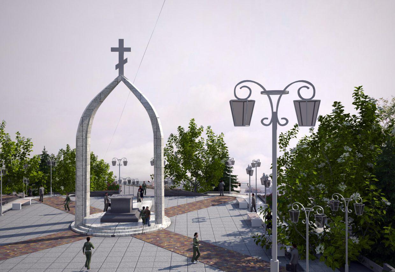 сквер Муравьева -Амурского